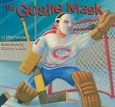 The Goalie Mask (Hockey Heroes Series)-ExLibrary