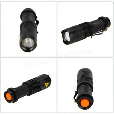 3W 850nm Infrared Radiation IR Night Vision Tactical LED Flashlight  AA Torch BL