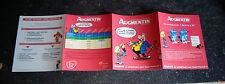 Ancien Dépliant Publicitaire Medical Augmentin 2002 : Achille Talon en Vedette