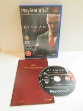 Sony Playstation 2 PS2 - Hitman Blood Money
