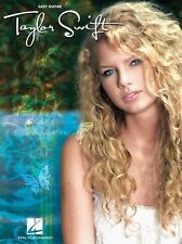 Taylor Swift GUITAR EASY TAB Vocal Music Book Our Song