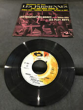 Disque 45t Les Chaussettes Noires Avec Gillian Hills Et Les Play Boys - 70 433