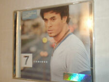 """SEVEN""  FROM ENRIQUE IGLESIAS..MUSIC CD.."