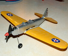 Cox Thimble Drome .049 PT 19 Control Line Trainer Ready to Fly Model Airplane