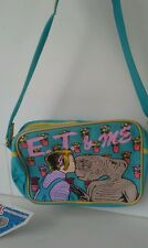 Vintage E.T The Extra-Terrestrial Purse - BAG W/ Tag Drew Berrymore 1982