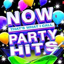 VARIOUS - NOW THAT'S WHAT I CALL PARTY HITS  BRAND NEW SEALED 3CD
