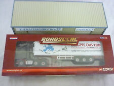 Corgi Roadscene Modern 1:76th Truck Volvo FH Fridge Ralph Davies Inter CC18006