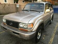 1996 Lexus LX Base Sport Utility 4-Door
