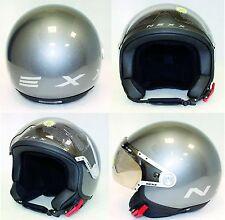 73 casco NEXX X60 jet RAP TITANIUM taglia XS 53-54