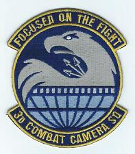 3rd COMBAT CAMERA SQUADRON  !!NEW!! patch