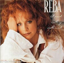 """CD: READ MY MIND - Reba McEntire 1994 MCA """"Why Haven't I Heard From You"""""""