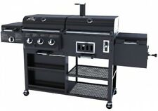 Smoke Hollow 4 in 1 Combo Gas and Charcoal Grill,New!