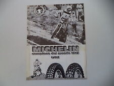 advertising Pubblicità 1983 MICHELIN e EDDY LEJEUNE
