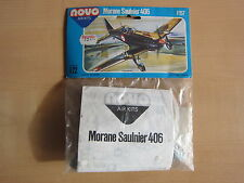 TOP!!! NOVO F157 Morane Saulnier 406 1:72 OVP!!!