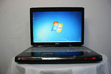 GAMING Laptop Dell XPS M1730 17.1'' 4GB 250GB Windows 7 Webcam FAULTY BATTERY