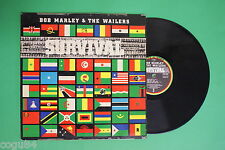 Bob Marley & The Wailers – Survival – Island ILPS 19542