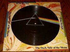 PINK FLOYD DARK SIDE OF THE MOON ORIGINAL PICTURE DISC LP STILL IN SHRINK ROCK