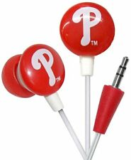 iHip MLF10169PHL MLB Philadelphia Phillies Earphones