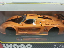 Bburago 18-21078 Maserati MC12 orange 1:24 NEU OVP Model Car