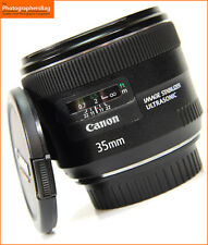 Canon EF 35mm F2 IS USM Lens + Free UK Postage