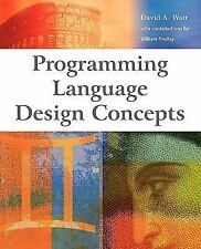 Programming Language Design Concepts-ExLibrary