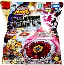 TAKARA TOMY BEYBLADE METAL FUSION BB-118 4D Phantom Orion B:D BOTTOM+LAUNCHER