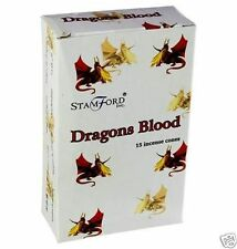 Stamford 'Dragon's Blood' Incense Cones - Insence! (M28)