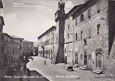 # SANTA FIORA: PIAZZA GARIBALDI   1958