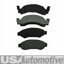 FRONT DISC BRAKE PADS - LINCOLN MARK III 1968-1971