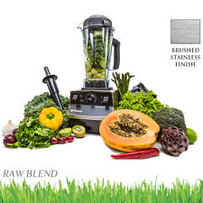 Vitamix TNC 5200 Blender - Brushed Stainless Finish - Original Australian Dealer
