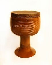 Tonbak Tombak Donbak-drum  Zarb with a foam padded soft case