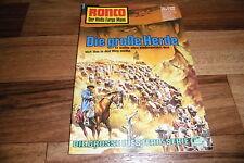 RONCO der WELLS-FARGO-MANN  # 469 / 1981 -- d. GROßE HERDE (mit Lobo) // G. Lord