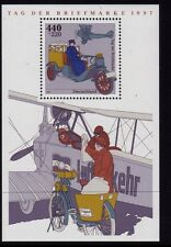 Germany 1997 Stamp Day mini sheet SG MS2811 MNH