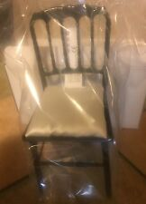 NEW 2016 BFC BARBIE FAN CLUB DOLL CHAIR - NEW, MINT, PRISTINE IN BOX, NEVER OPEN