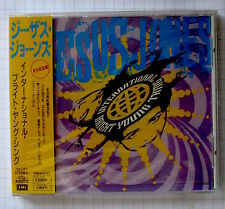 JESUS JONES - international bright young thing JAPAN Single CD OBI TOCP-6737 RAR