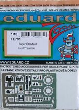 Eduard 1/48 couleur FE791 zoom etch pour le kitty hawk super etendard kit