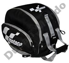 NEW MotoGP Official licensed helmet holdall tail bag pack hold all black grey