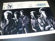 HONEYMOON SUITE The New Year's Big Sur Prize 1986 PROMO POSTER AD mint condition