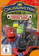 SARAH BALL - CHUGGINGTON VOL.16  DVD KINDER SERIE TRICKFILM  NEU