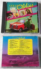 GOLDEN OLDIES ZDF Fernsehgarten Will Brandes, Siw Malmkvist,... Rare 1989 CD TOP
