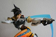 BLIZZCON 2015 Blizzard Overwatch TRACER STATUE Version 1 - limited run VERY RARE