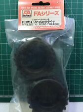 Kyosho FCW-4 Rear tire allround Type FA series 1/14 tires ruedas gomme RC optima