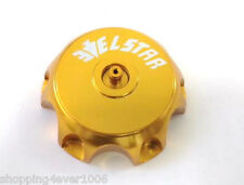 NEW AFTER MARKET GOLD BILLET ALUMINUM GAS CAP HONDA CHINESE DIRT PIT BIKES