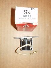 60s 70s CHEVROLET PONTIAC OLDSMOBILE BUICK TRANSMISSION KICKDOWN SOLENOID SWITCH