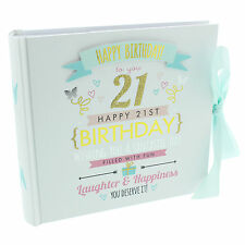 SIGNOGRAPHY 21ST BIRTHDAY PHOTO ALBUM 21ST BIRTHDAY GIFT FOR THOS SPECIAL PHOTOS