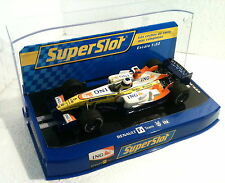 qq H 2863 SUPERSLOT RENAULT F1 2008 No 5 FERNANDO ALONSO ING - Scalextric UK -
