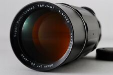 [EXC+]PENTAX SMC Takumar 200mm f/4 Lens From Japan