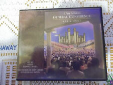 177th Annual General Conference April 2007 8 CD Church Of Jesus Christ