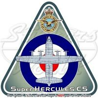 HERCULES C5 RAF Lockheed C-130J British Royal AirForce UK Vinyl Sticker-Decal