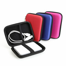 "2.5"" External USB Hard Drive Disk HDD Carry Case Cover Pouch Bag For PC Laptop G"